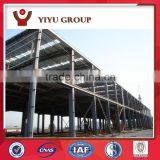 Prefabricated Industrial Steel Structure for Workshop/Warehouse/Shed