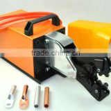 (PM-95) 6-95mm2 non-insulated cable lugs terminals pneumatic heavy duty crimping machine Pneumatic crimping tool
