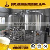 1500l turney project brewery system CAD design drawing stainless steel 1500l brewery equipment