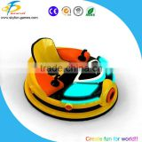 2016 Durable Hot Sale Arcade Indoor Kiddie Ride Coin Operated Battery Car/ Bumper Car amusement Game Machine For Kids