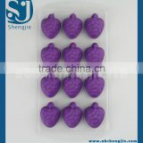 Trade Assurance 12pcs Mini lolly maker grape ice cream molds