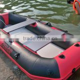 dropstich air deck boat inflatable, three chamber inflatable boat