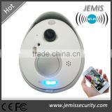 720P 1HD WIFI Video Push P2P video security network door bell ip camera