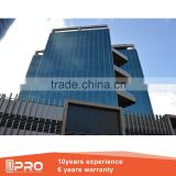 aluminum unitized curtain wall glass curtain wall with low price