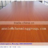 decorative melamine MDF used for furniture