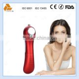 Professional galvanic facial toning anti wrinkle reduce eyelid beauty machine