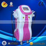 Spa / Beauty Salon / Clinic / Medical Use Vertical Type Vacuum Fat Loss Machine 7 Handles Ultrasound Cavitation Machine For Body Slimming And Shaping 500W
