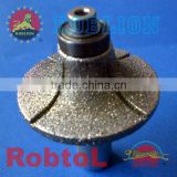 STRB Diamond Router Bits for Stone Electroplated for Marble and Limestone(tools parts)-sunny