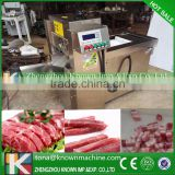 China wholesale price meat with no bone available 1-170mm meat thickness full automatic meat cutting machine frozen home used
