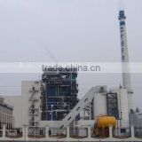 Municipal soild waste fired power plant circulation fluidized bed fired boilers for sale biomass combustion plant