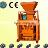 2015 NEW China YingCheng Machinery cement bricks making machine with low price High Quatity QT4-24B LOW price IN AFRICA