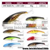 wholesale plastic hard body bait fishing lures