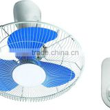 "16"" Orbit Fan with Ball Bearing Motor, Metal Blades, Safety Grill, for School Project Use"