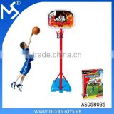 High quality basketball stand for kids game toys movable basketball stand