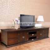 Sideboard tv YAMAMURA classic brown colour mahogany wood furniture