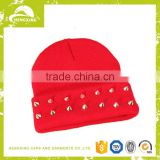 Red acrylic beanies design your own beanie boo factory