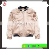 Padded Bomber Jacket of kids baseball stylish varsity jacket