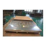 ASTM 304 316 310 2B BA Cold Rolled Stainless Steel Sheets , Gas Metallurgy Biology metal sheets