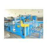 260mm Good Rigidity Alloy Semi - Auto Folder Gluer For Corrugated Paper , Various Paperboards