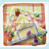 100% cotton waffle Kitchen towel China manufacturer