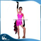specialized manufacturers 2015 new style Performance latin and ballroom dresses