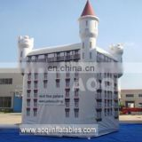 hotel castle shaped inflatable tent