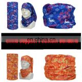 OEM fashion wholesale seamless Multifunctional Mask bandana