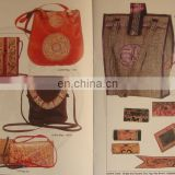 Genuine Leather Bags manufacturer, Purses, Wallets and other leather lifestyle accessories exporter