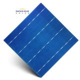 Polycrystalline solar cell 156x156 Mini Photovoltaic Cell 4.23w to 4.67w Poly Crystalline Solar Cells for sale