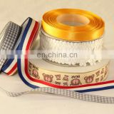 Most popular Made in china Printing christmas ribbon