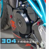 Spirit Beast motorcycle modified 304 stainless steel Hexagon Screw M6 Color plating cool styling