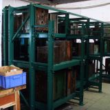 Die Storage Systems Mold Storage Rack Systems Fully Utilizes Vertical Space