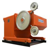 360 degree big water jet granite and marble block wire saw stone cutter machine Power-saving Master