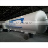 liquid oxygen tank, 15m3 cryogenic tank, New storage tank