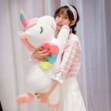 Unicorn Pillow Plush Toy For Children in China