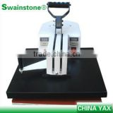 YAX Factory hot fix stone fixing Machine for clothing; hot fix rhinestone stone fixing machine