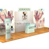 custom made backdrop fabric tension Portable Tension Fabric Alumium Folding Panel Display