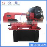 small miter angle cutting band saw machine metal saw machine