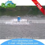 High quality 2hp fish farming paddle wheel aerator for aquaculture