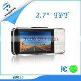Two channel Full HD 1080P Car video recorder with GPS Support Google Map and 24h Parking Surveillance