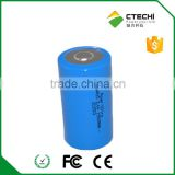 er34615 lithium battery 3.6v D size cylindrical cell