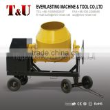 CE approved cement mixer for sale, new concrete mixer truck, concrete mixer rotatiing drum speed