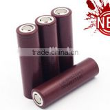 Wholesale18650 3.7V 3000mah 20a LG hg2 Rechargeable Batteries Li-ion Battery