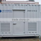 Sandwich Panel steel structure solar power container home