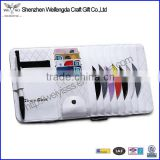 Top Grade Factory Car Visor Cute CD Wallet With Card Slots