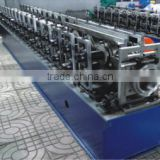 door moulding machine good steel profile roller shutter door machine gate frame roll forming machines