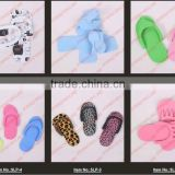 1000pairs/ctn factory directly Disposable EVA Leopard Pedicure Slipper Manicure Pedicure Slippers/EVA Foam pedicure slipper