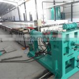 Rubber fire hose extrusion line