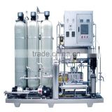 Container Reverse Osmosis Seawater to Potable Water Making Equipment/Plant/water filter System