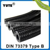 Manufacturer High Quality fuel hose cover braided
